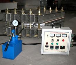 Conveyor Belt Splicing Machine