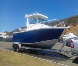9m Aluminium Fishing Boat