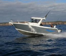 Aluminium Recreational Boat Yacht