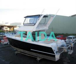Recreational Fishing Yacht