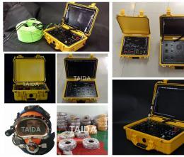 Diver Video Communicator System Equipment