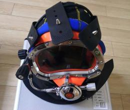 Diving Mask Helmet